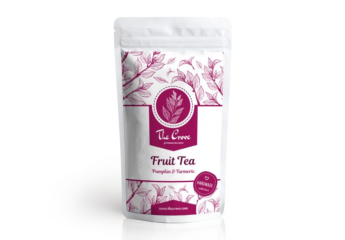Pumpkin & Turmeric Fruit tea